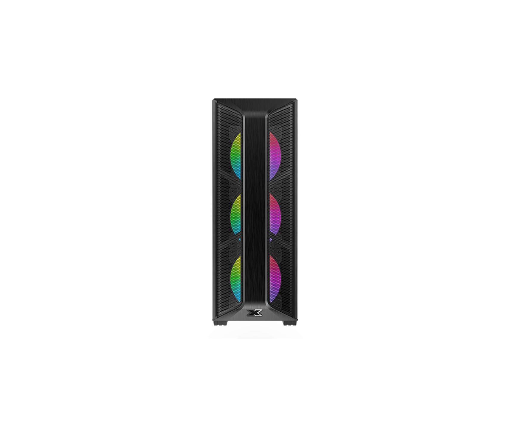 Xigmatek case Trio with 600W 80+ PSU