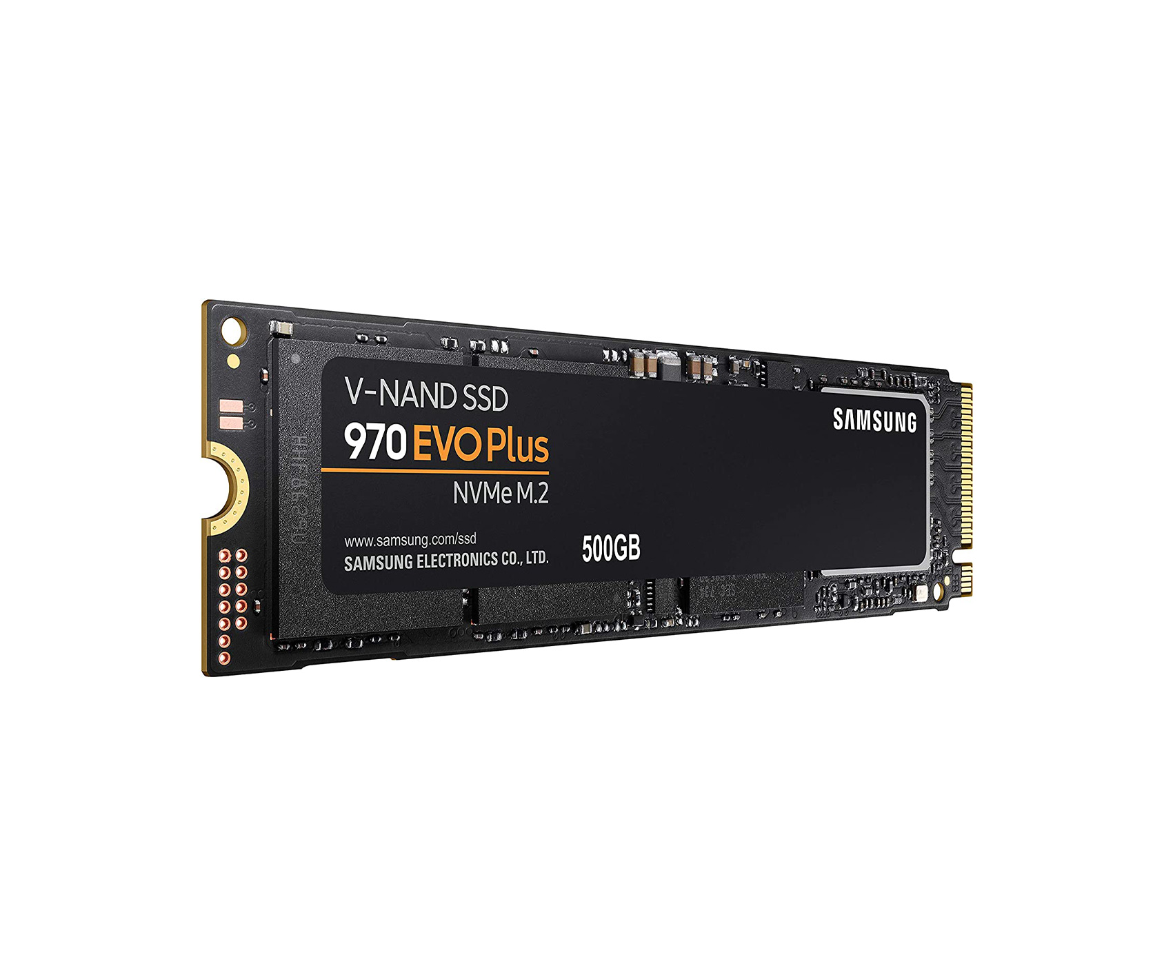 Samsung Evo Plus 970 NVMe 500GB SSD