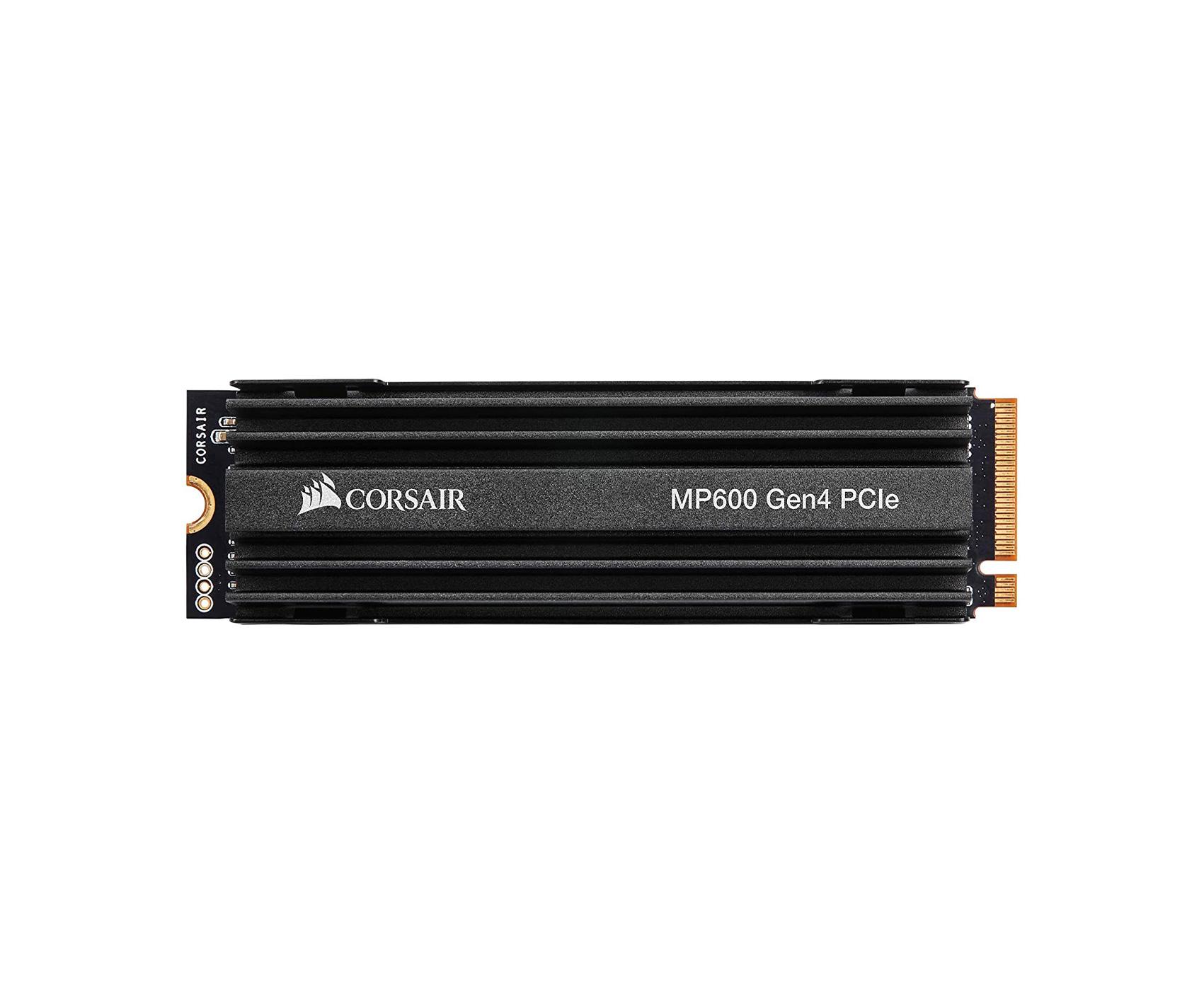 Corsair Force Series Gen.4 PCIe MP600 500GB NVMe M.2 SSD