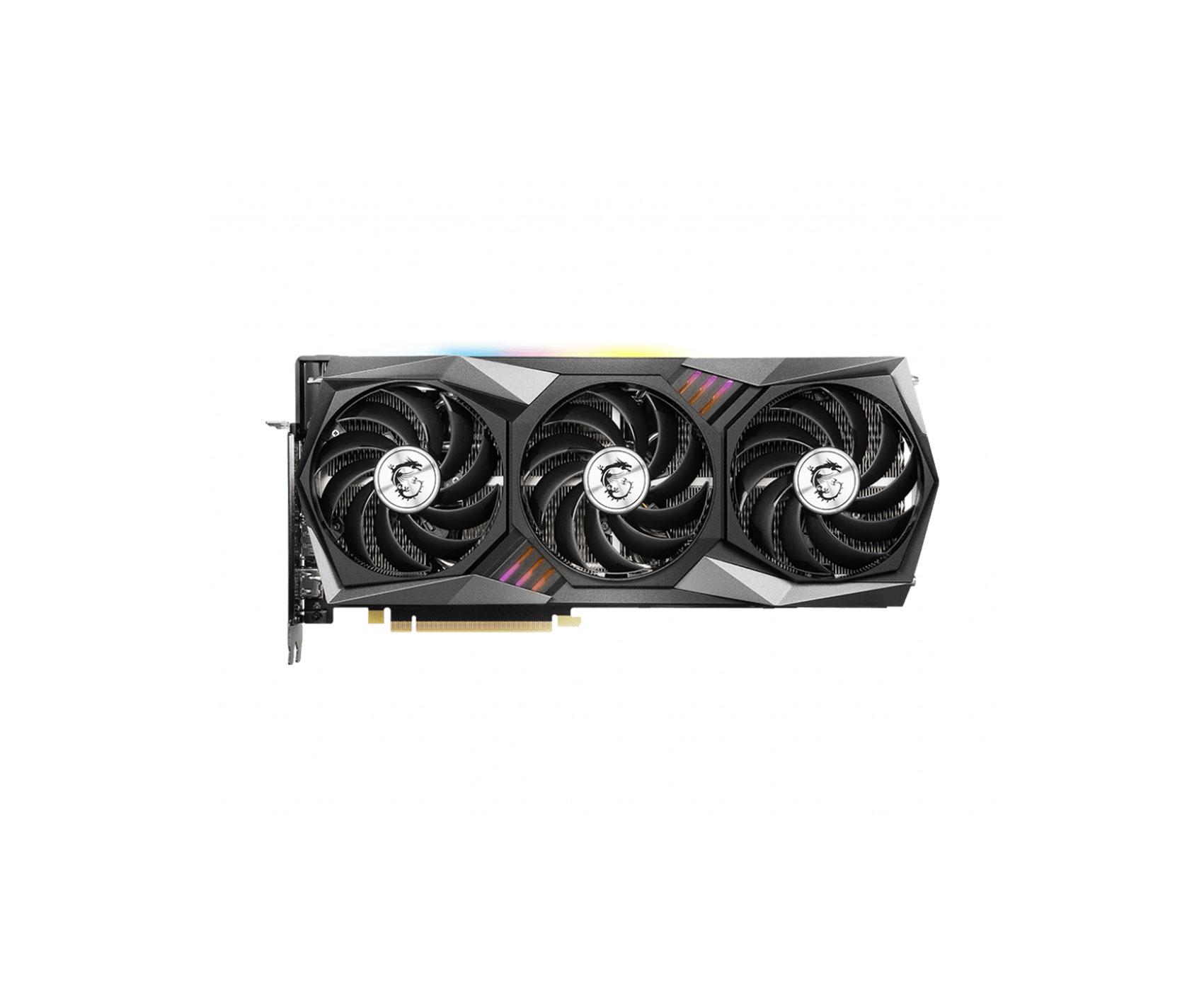 MSI GeForce RTX 3070 GAMING Z TRIO 8GB GDDR6 Graphic Card