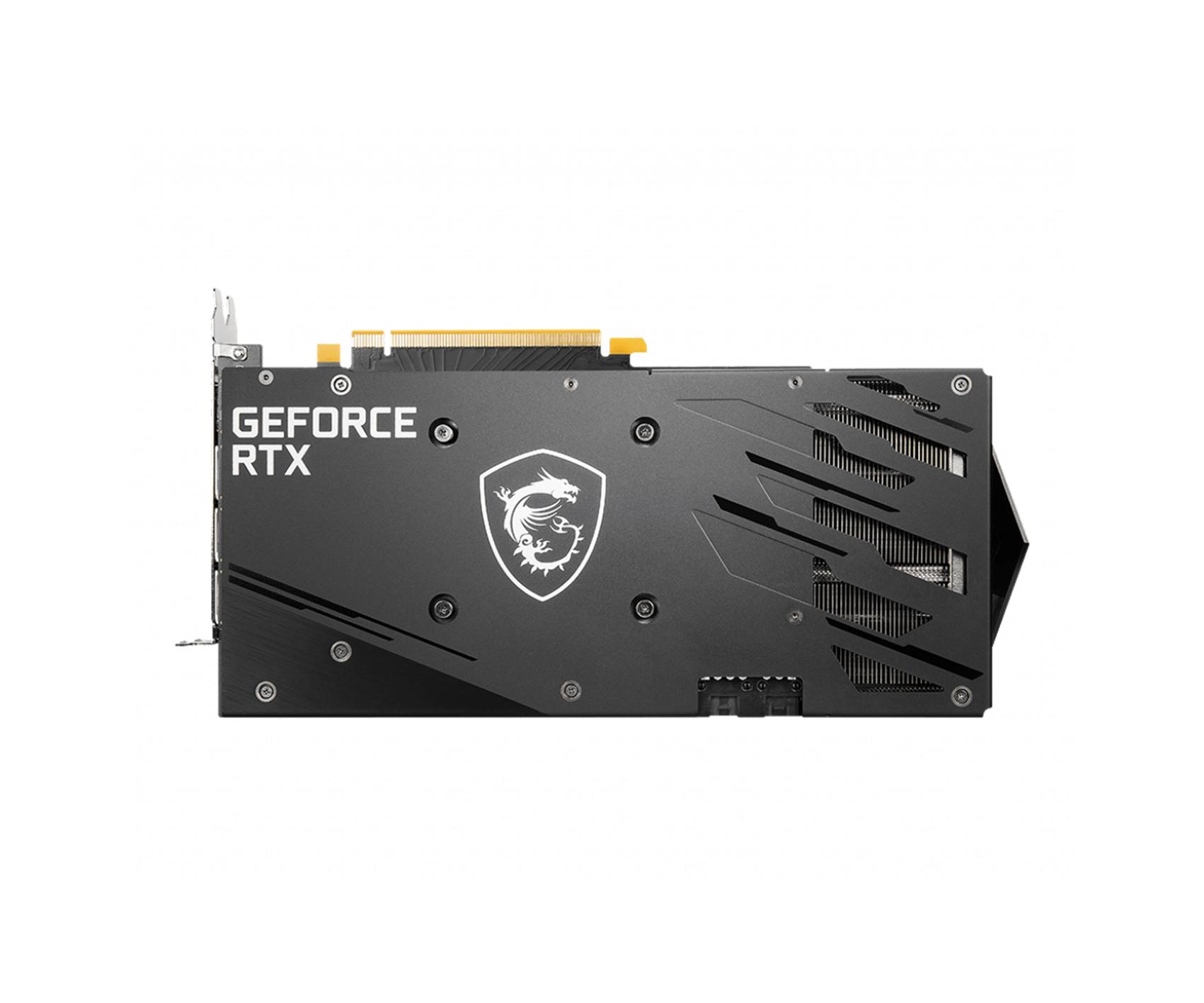 MSI RTX 3060 GAMING X 12GB GDDR6 Graphic Card