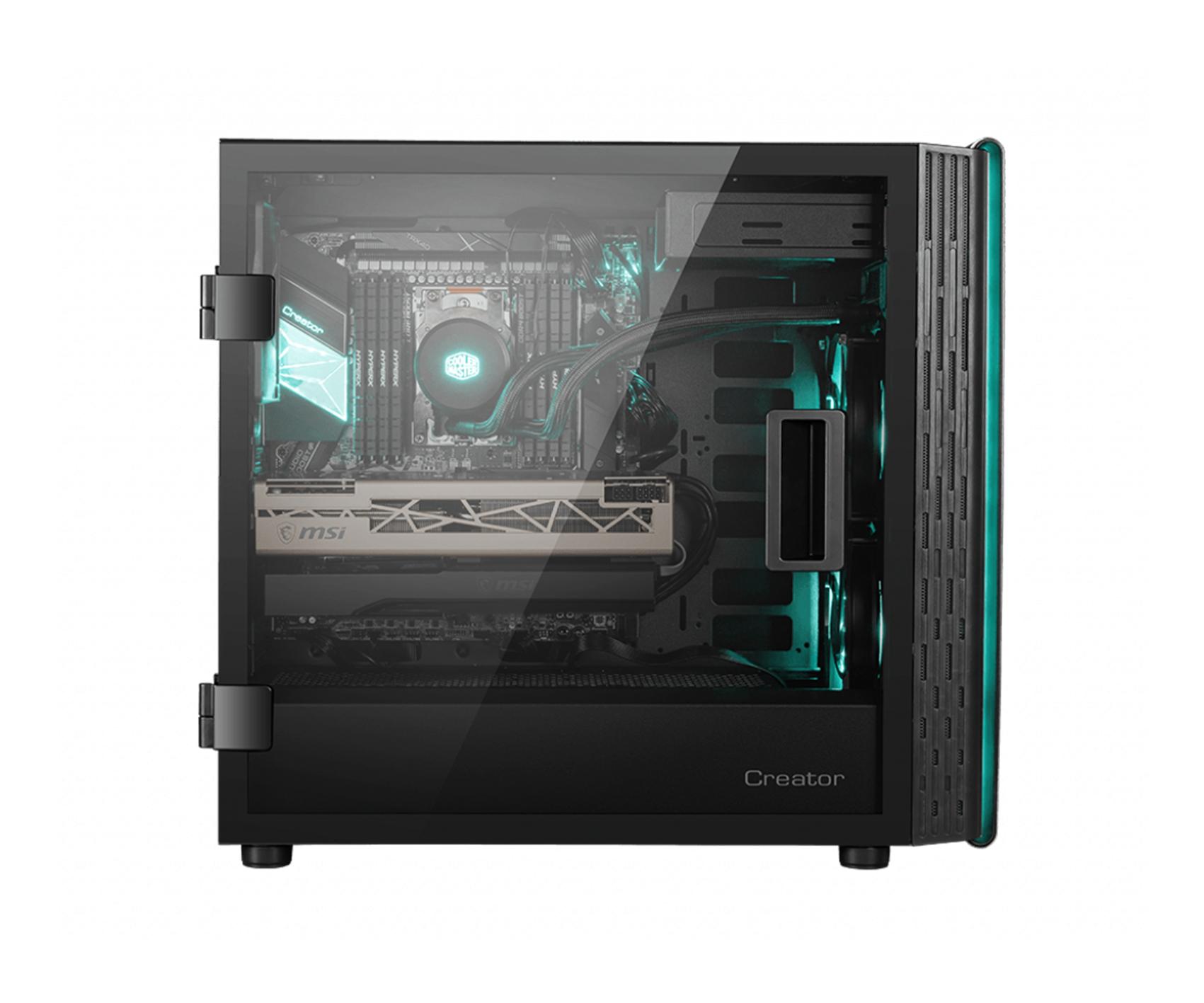 Case MSI Creator 400M