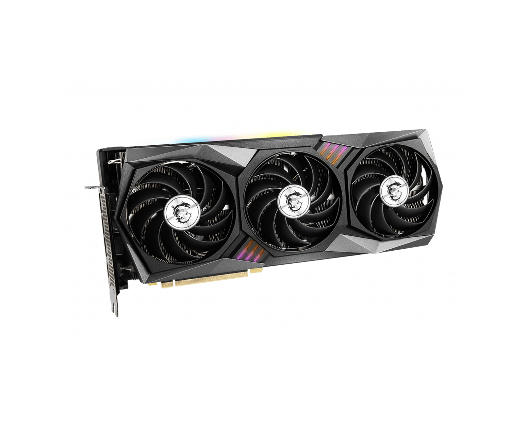 MSI GeForce RTX 3070 Gaming Trio Plus 8GB