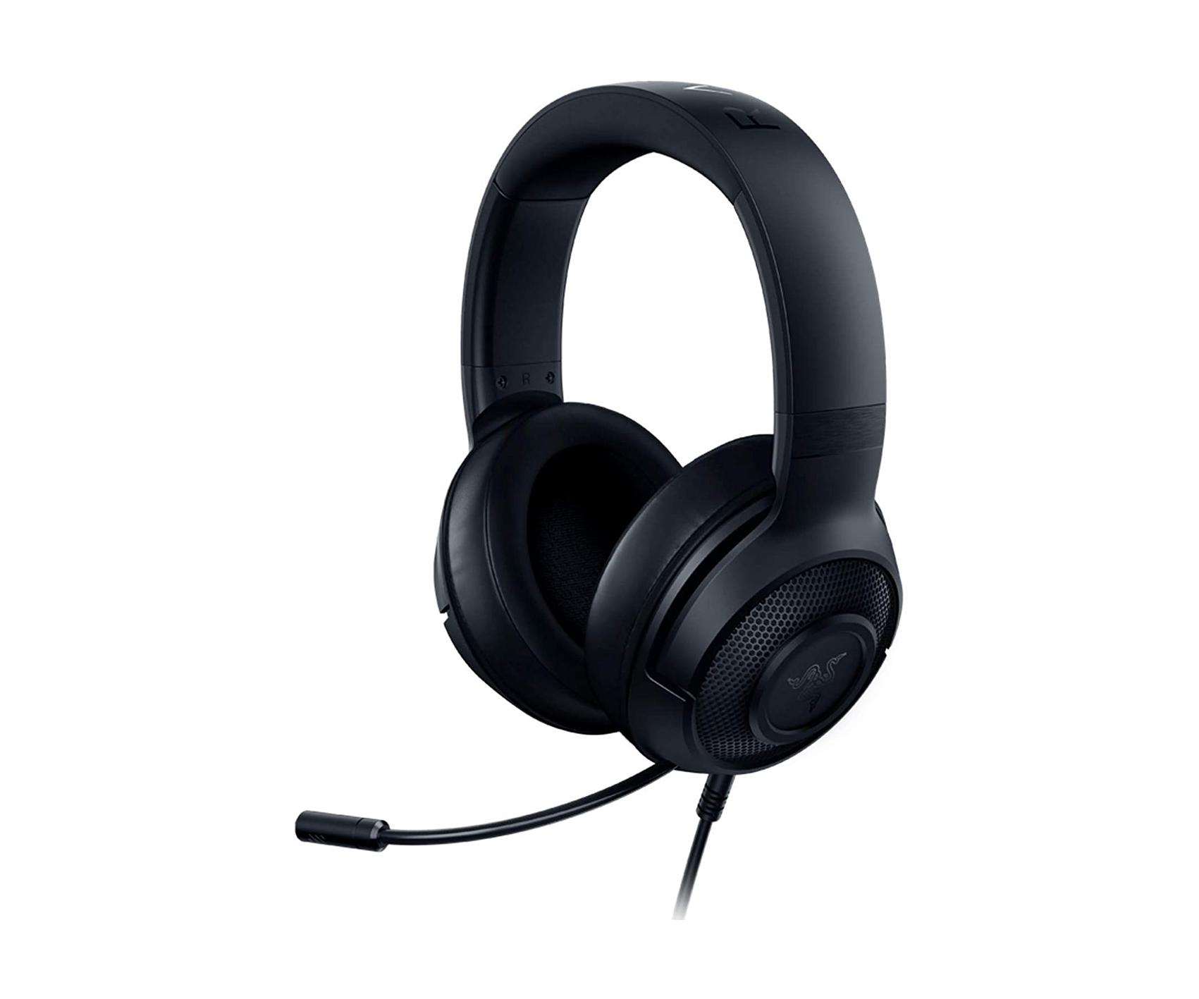 Razer Kraken X - Black 7.1 surround sound Headset