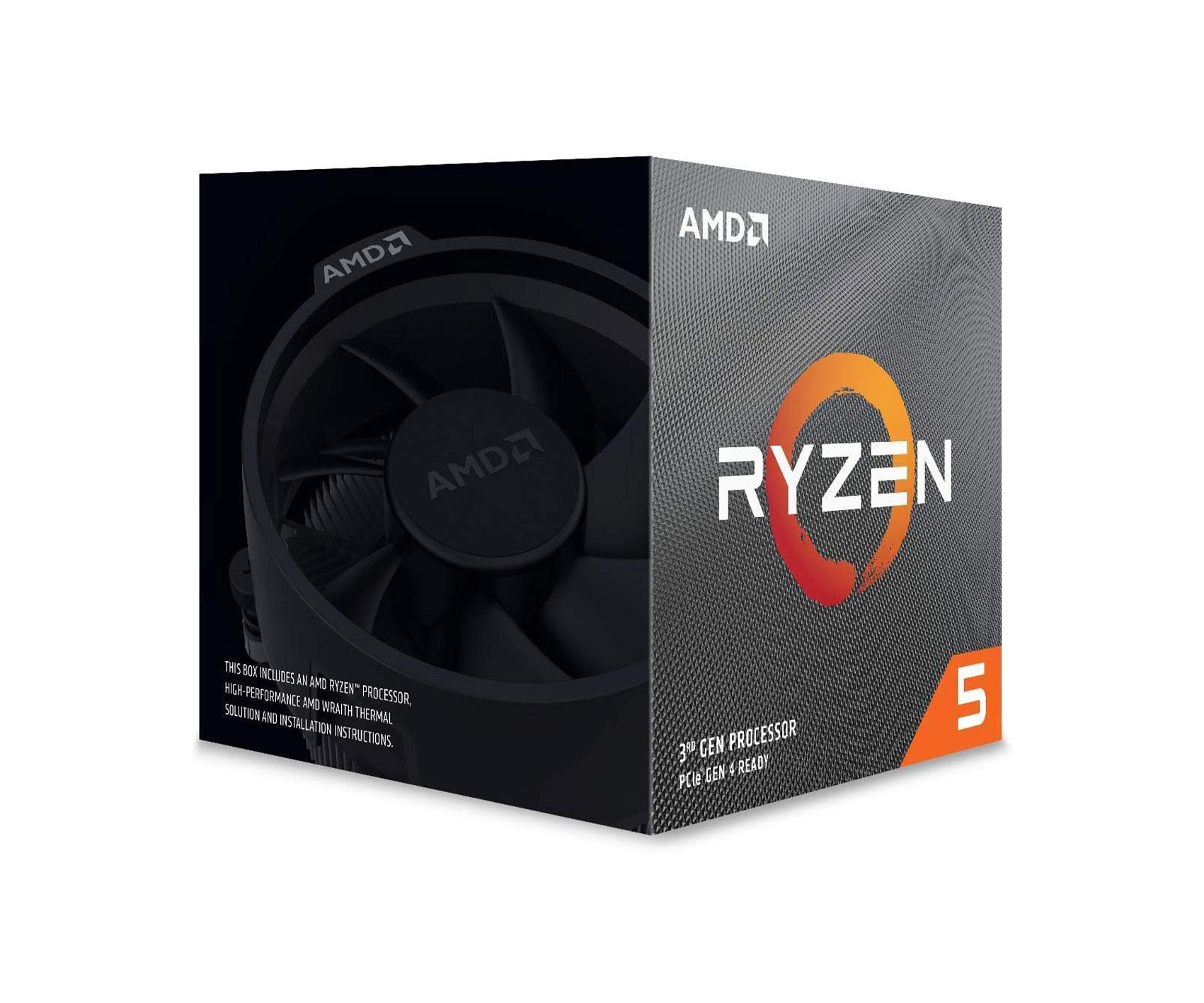 Ryzen 5 2600 Processor