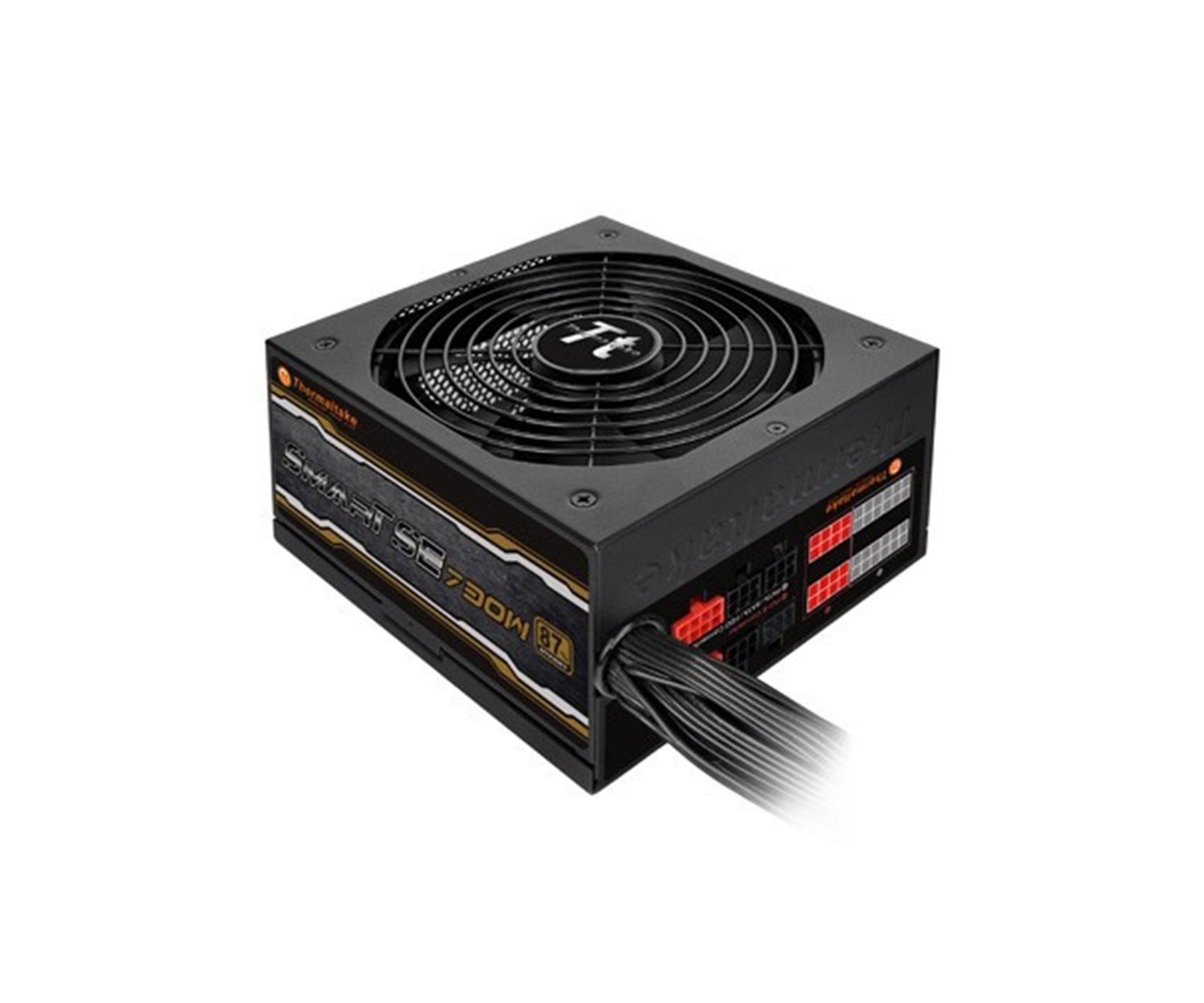 Thermaltake Smart SE 730W 87% efficiency Power Supply