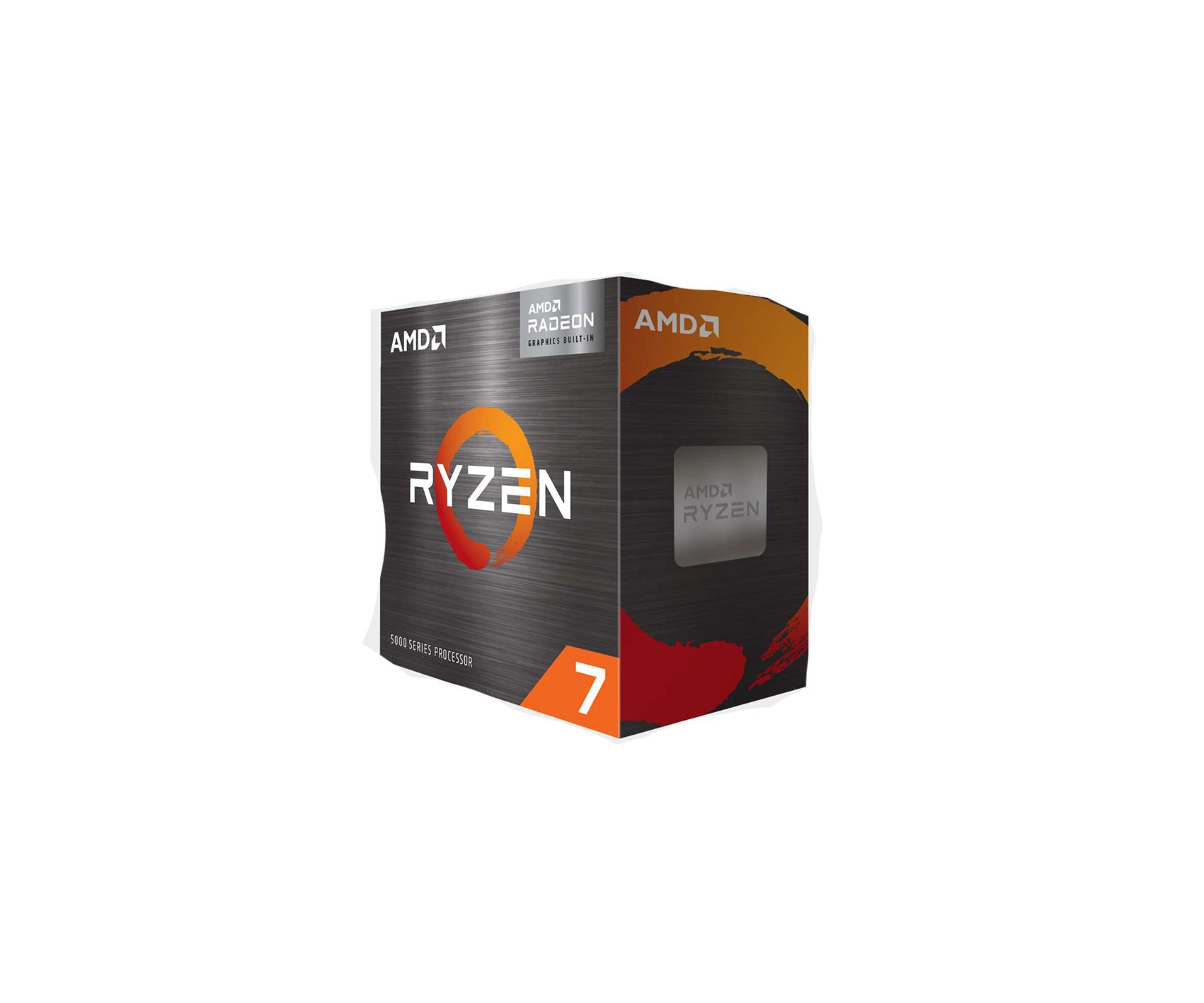 AMD Ryzen™ 7 5700G APU