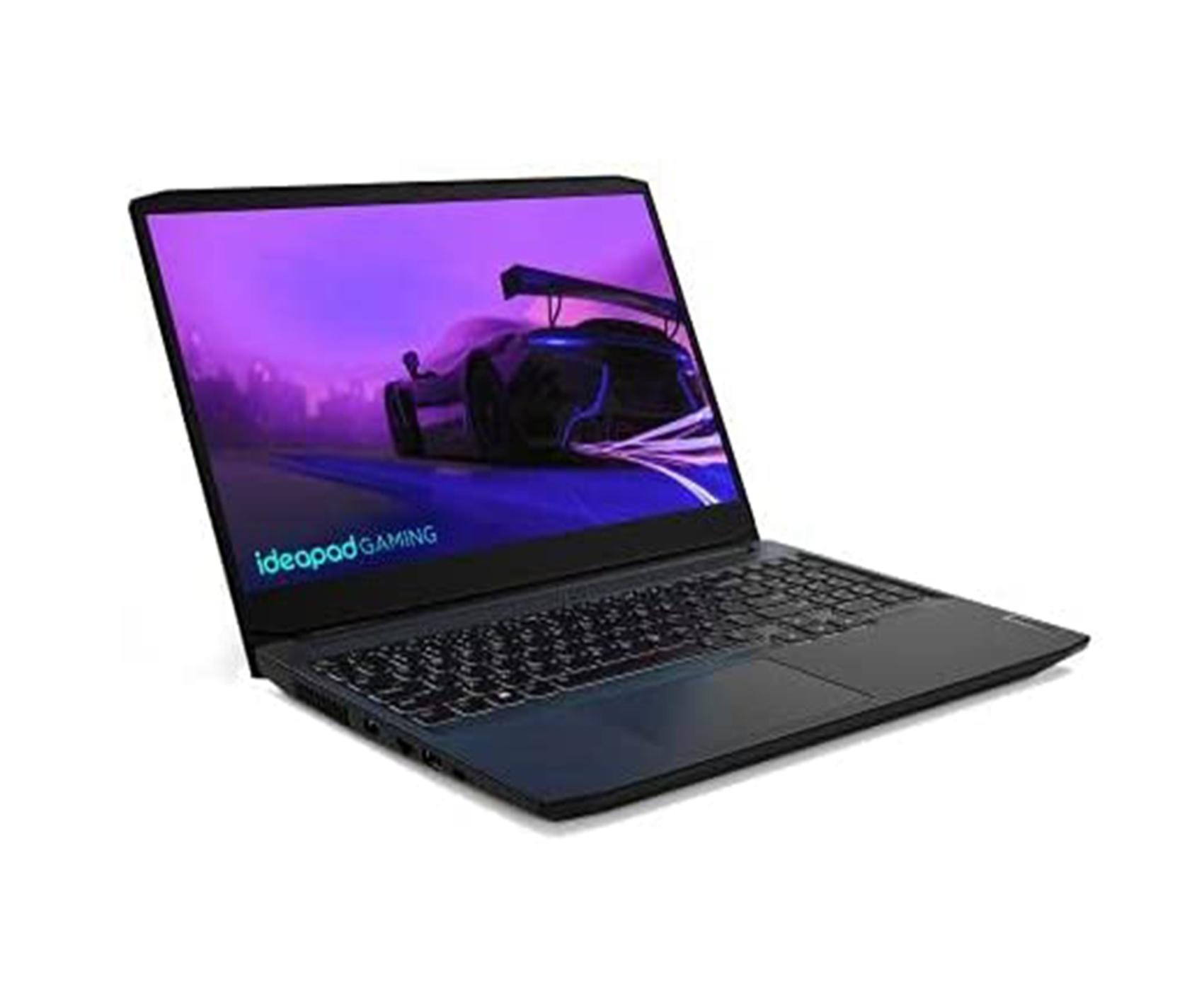 "Lenovo Ideapad Gaming 3 15.6"" Laptop Computer Platinum Collection - Black"