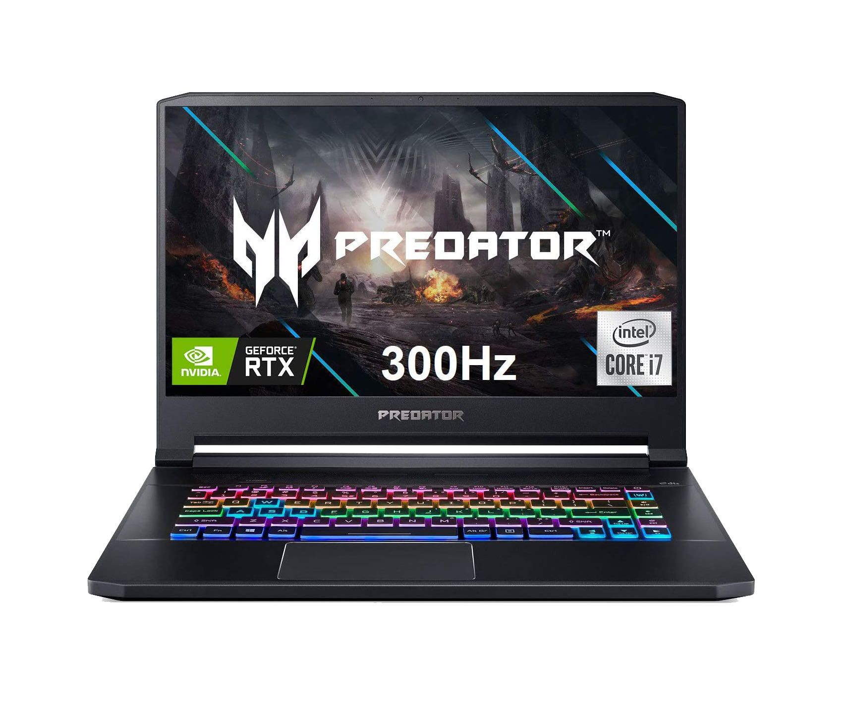 Acer Predator Triton 500 PT515-52-73L3 10750H RTX 2070 Super Gaming Laptop