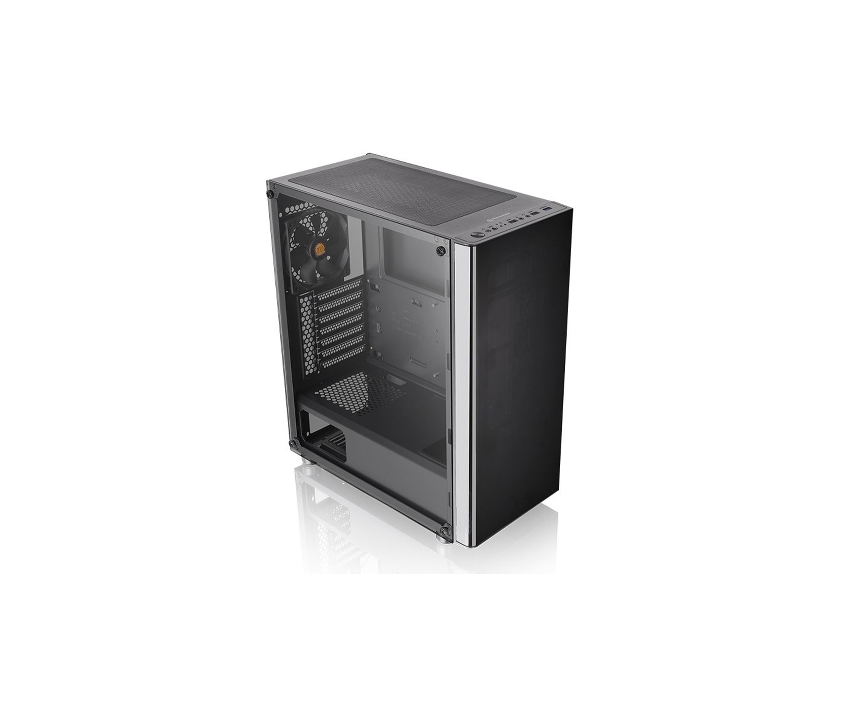 CASE THERMALTAKE V200 TG with 600W PSU